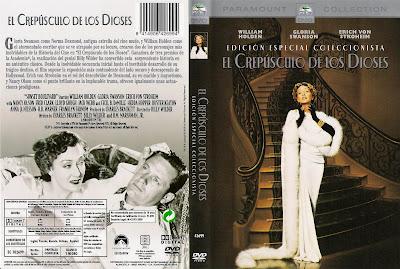 Cover: El Crepúsculo de los Dioses | 1950 | Sunset Boulevard