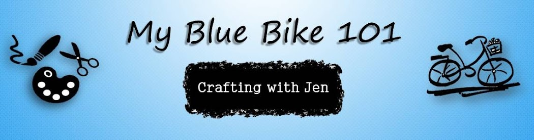 My Blue Bike 101