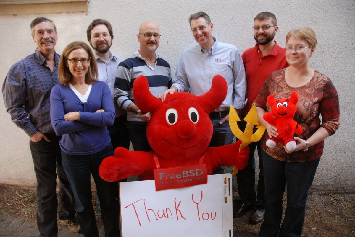 FreeBSD Foundation Announces 2013 Fundraising Results