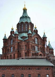 Catedral ortodoxa de Helsinki (Uspenski)