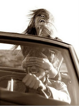 Hazme reír como tú sabes, correr detrás de ti, esos son mis planes