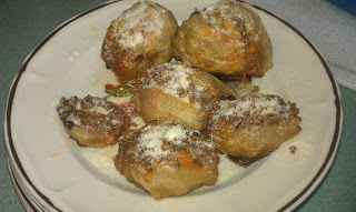 Onion Bombs, theRVGourmet.blogspot.com