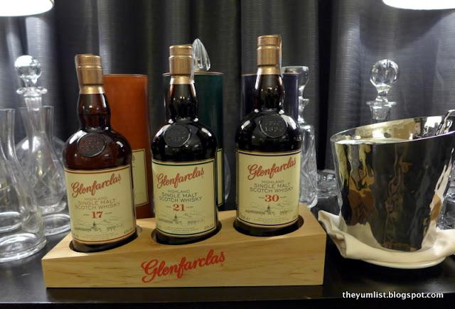 Glenfarclas Whisky Dinner at The Smokehouse, The Majestic Kuala Lumpur