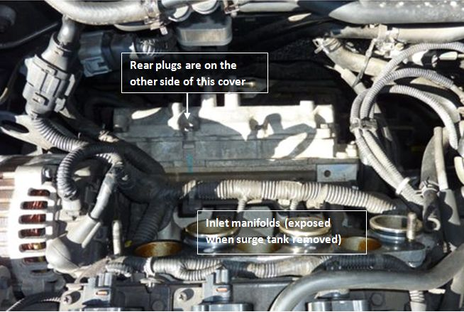 Peter Blue KIA Carnival Kv6 Spark Plug Replacement
