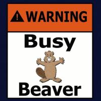 Unwritten: Busy Beaver Is Busy