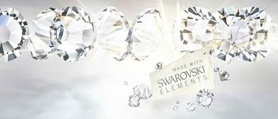 Swarovski Crystal Ladies Fashion