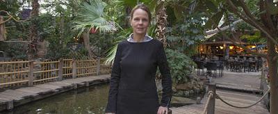 De burgemeester van De Kempervennen: Inge Zwaagman