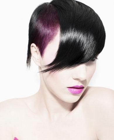 Chic Undercut Hair Style 2014