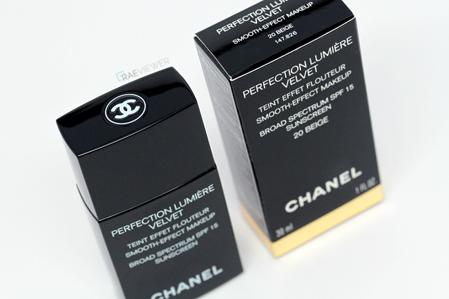 chanel velvet foundation. i purchased a bottle in 20 beige, which is fairly consistent since currently wear or mix of and 30 all other chanel foundations. velvet foundation