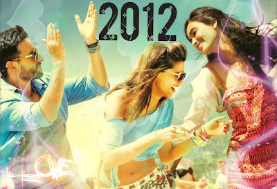 Top Bollywood Romantic Movies 2012