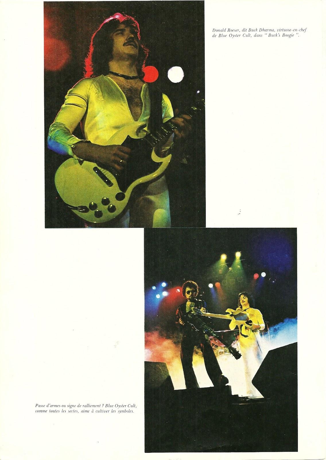 Enfer Magazine 2 1983 IRON MAIDEN ACCEPT FRANK MARINO JUDAS PRIEST KISS MANOWAR