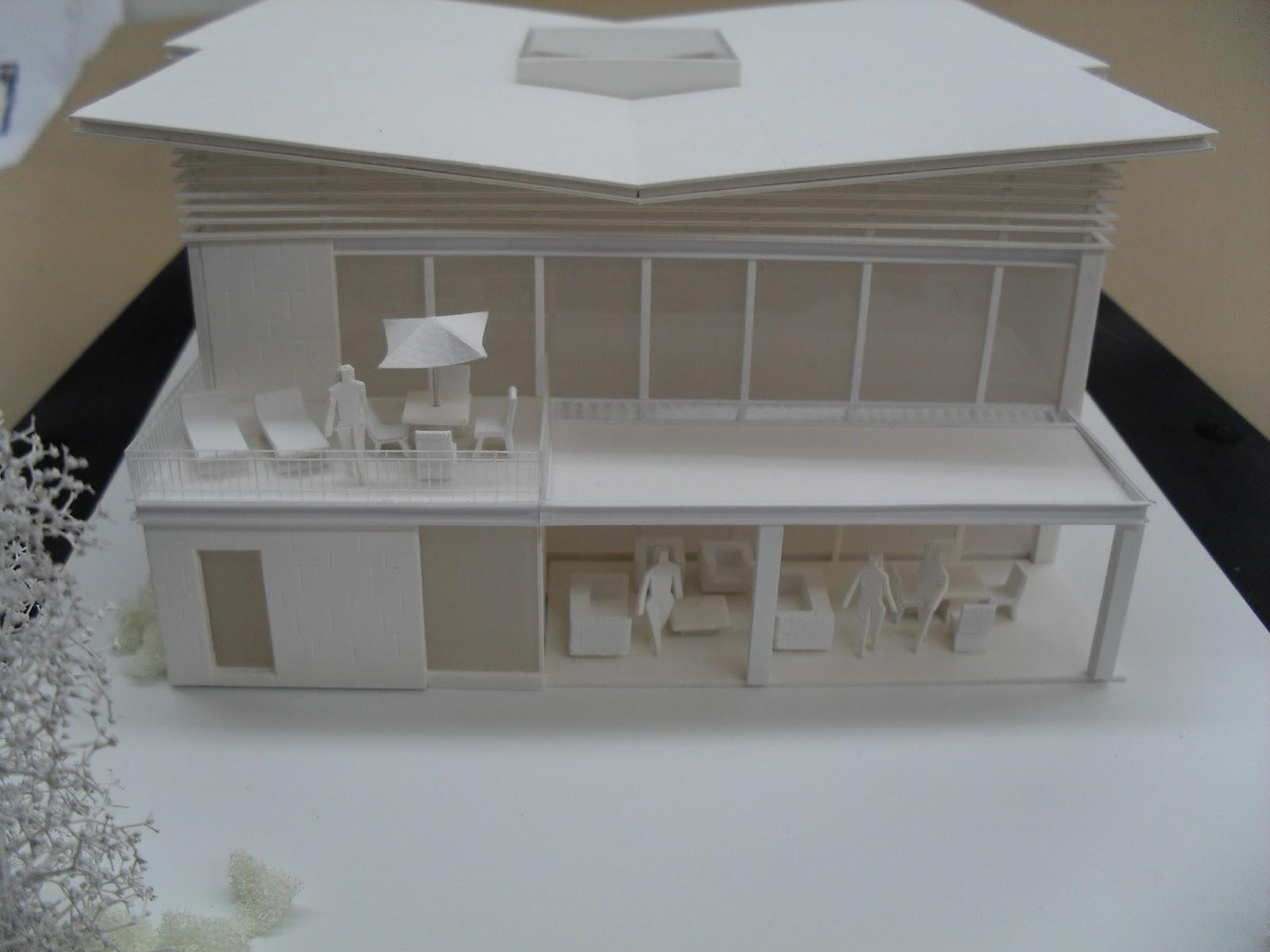 Maqueta de casa habitaci n - Materiales para insonorizar una habitacion ...
