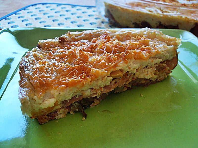 Ma cuisine v g talienne endives au jambon vegan - Cuisiner endives au jambon ...