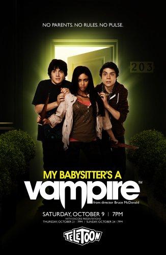 Minha baba e uma vampira Assistir Série Minha Babá è Uma Vampira   Dublado Online