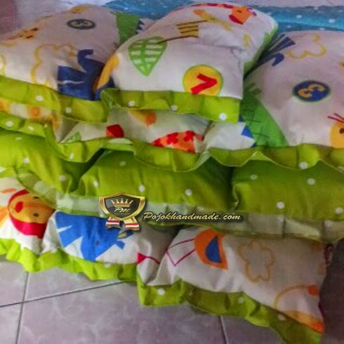 Bantal Bayi Handmade Motif Request By: Pojokhandamde.com Jogja