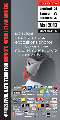 24,25,26 mai 2013, festival Natur'Emotion
