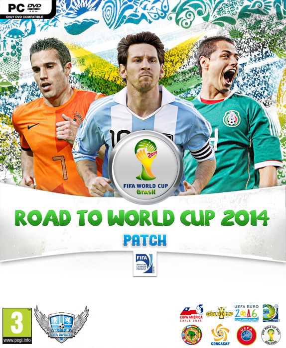 Torrent Super Compactado 2014 FIFA World Cup Brazil PC