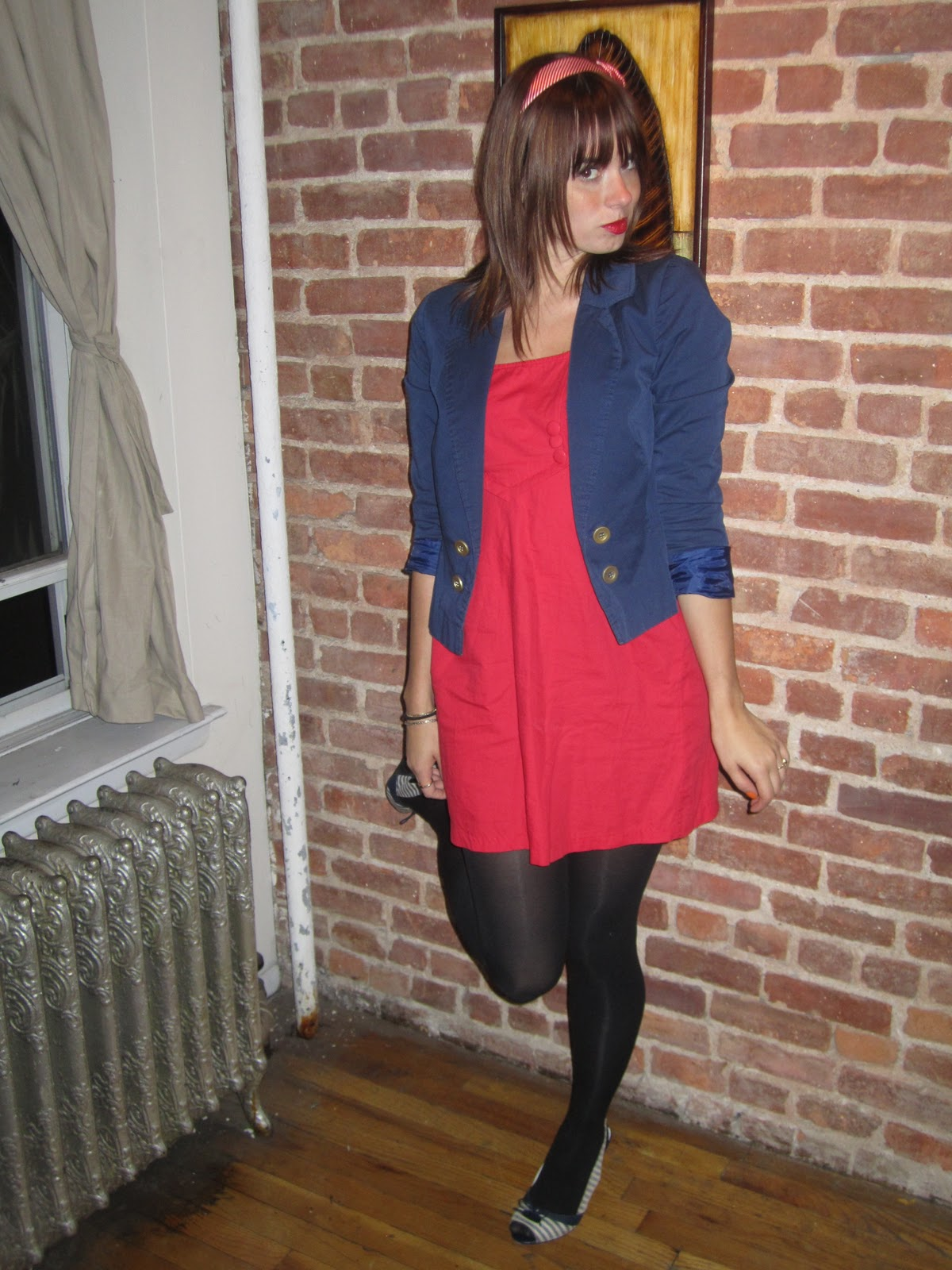 Outfit Post: Work Appropriate Halloween Costume | Fashionista New ...