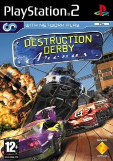 Torrent Super Compactado Destruction Derby Arenas PS2