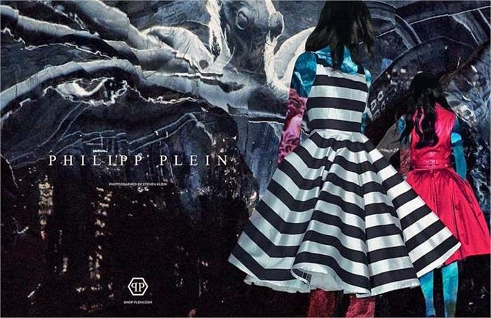 Philipp Plein Spring/Summer 2015 Campaign
