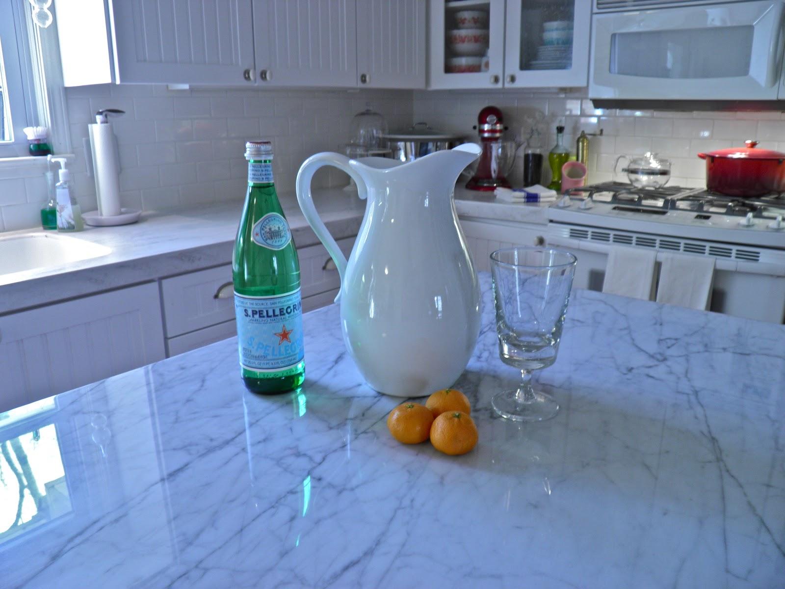 100 Carrara Marble Kitchen Sink Signature