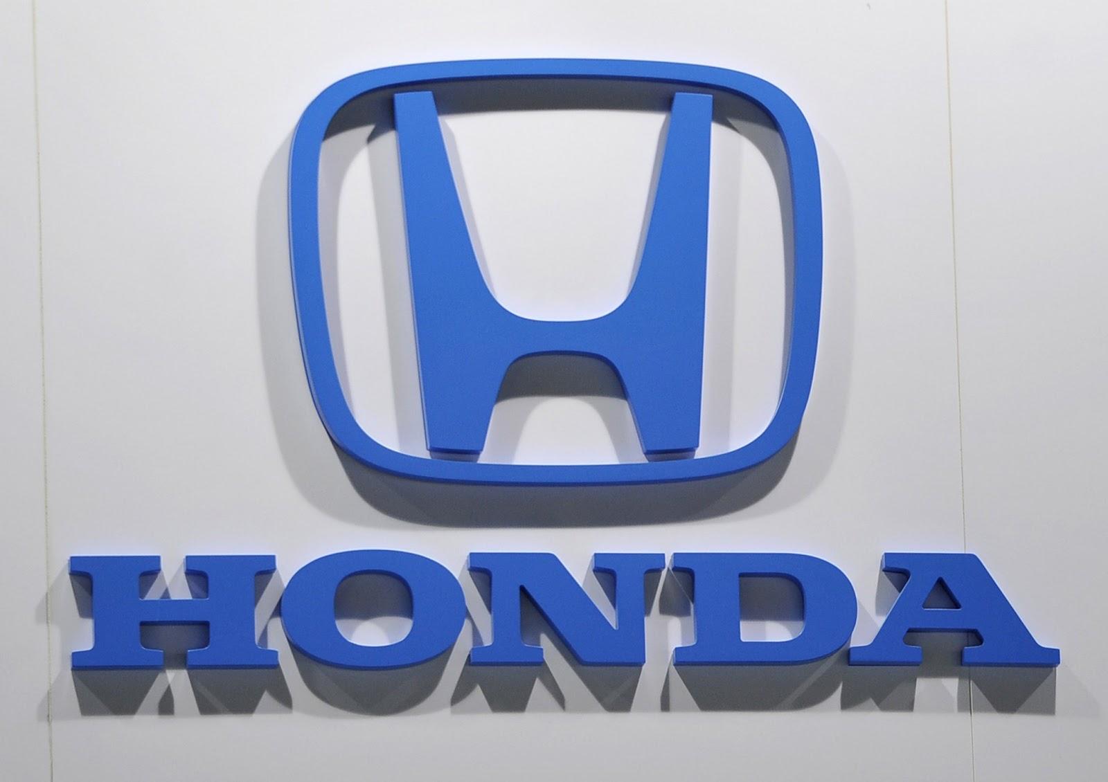 Imgs For > Blue Honda Logo