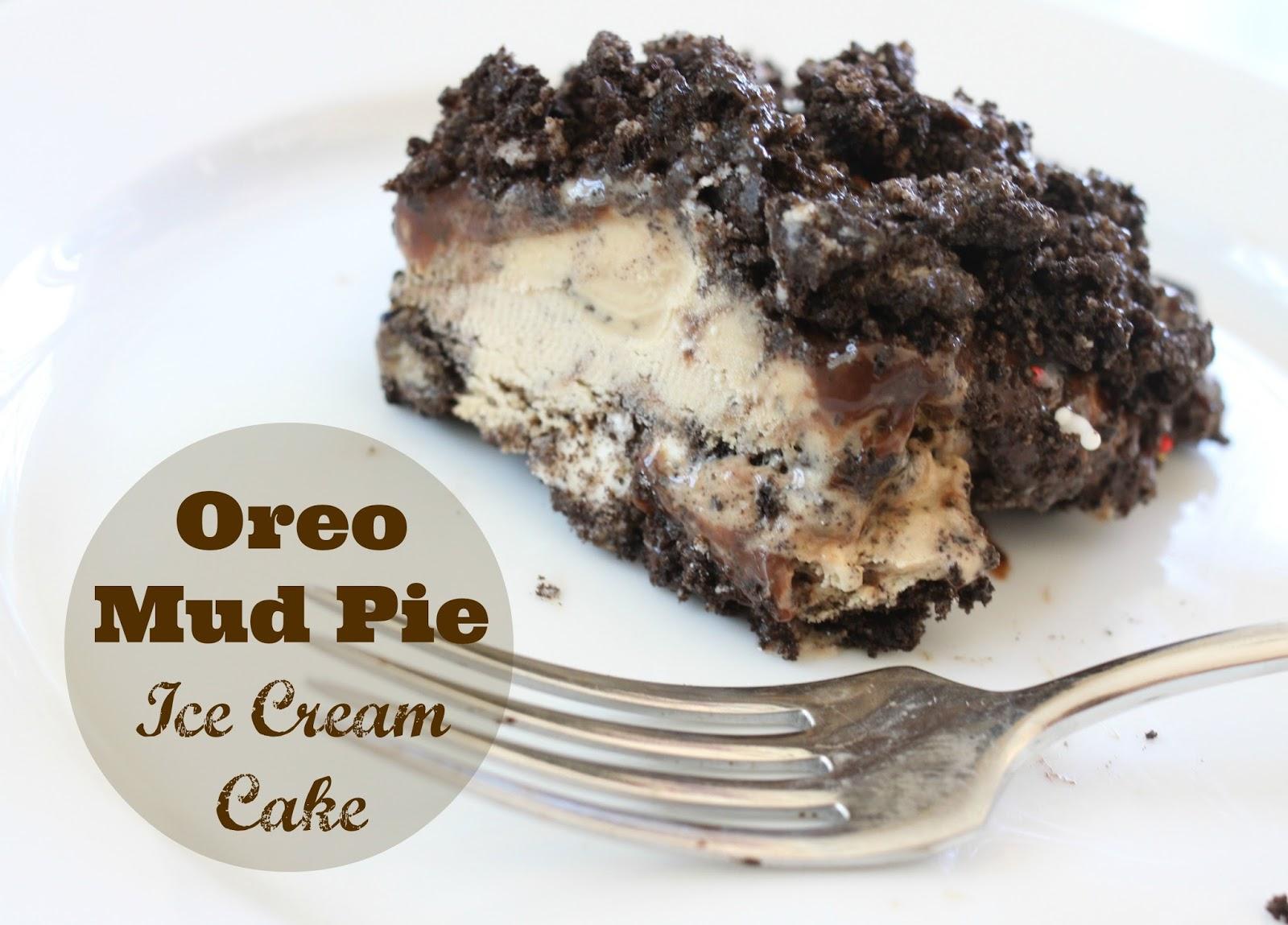 Oreo Mud Pie Cake Recipe