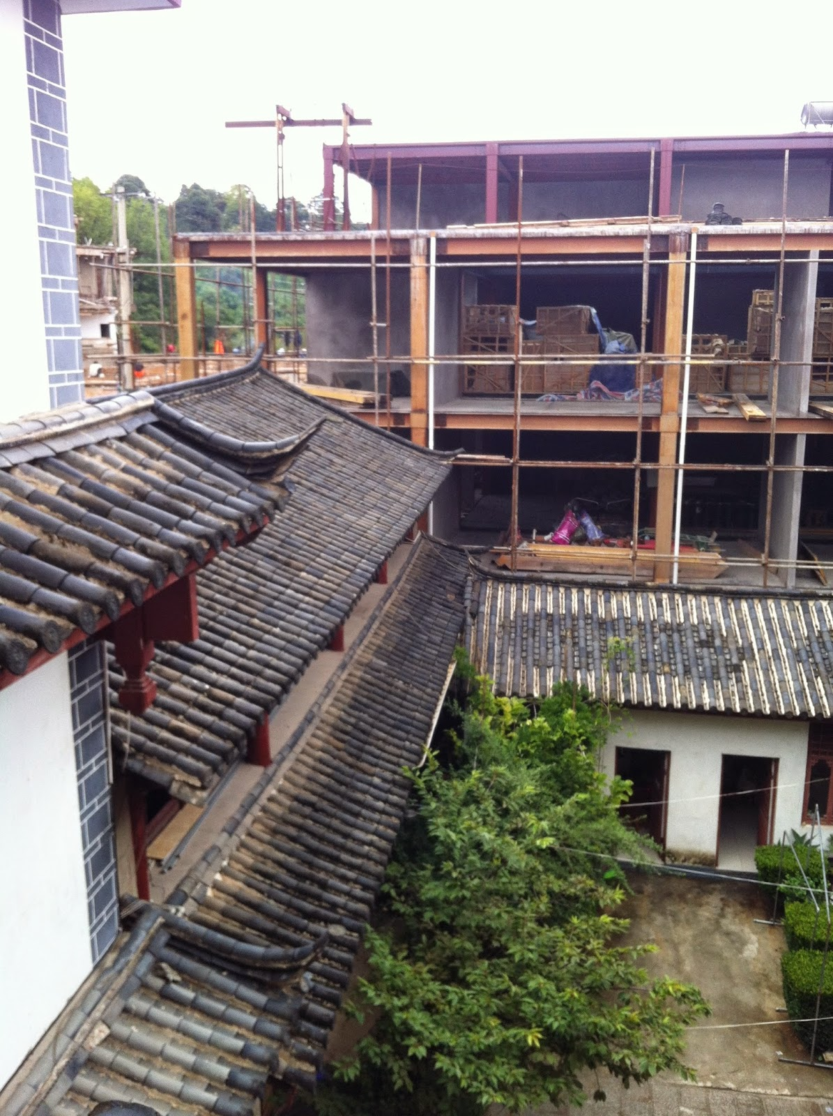 The Cao Jia Hotel in Lijiang