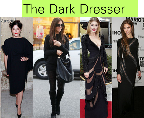 The Dark Dresser - Selma Blair