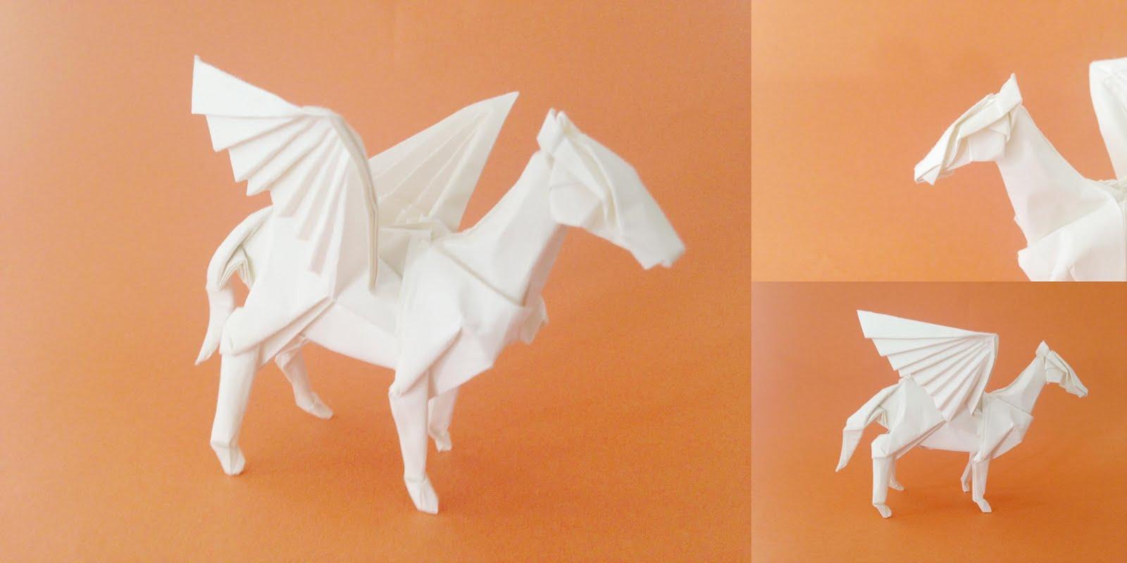 Joeorigami Origami Pegasus