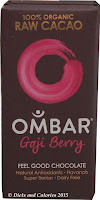 OMBAR Goji Berry Chocolate