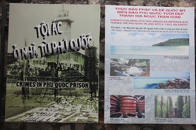 Prison Phu Quoc, Phu Quoc Verbrechen