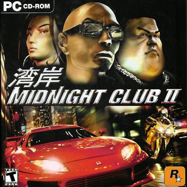 Midnight Club 2 Full PC Free Download
