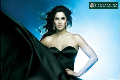 Katrina Kaif photoshoot for Nakshatra jewellery HD Wallpaper