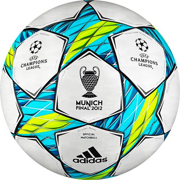 Adidas Champions League Munich Ball