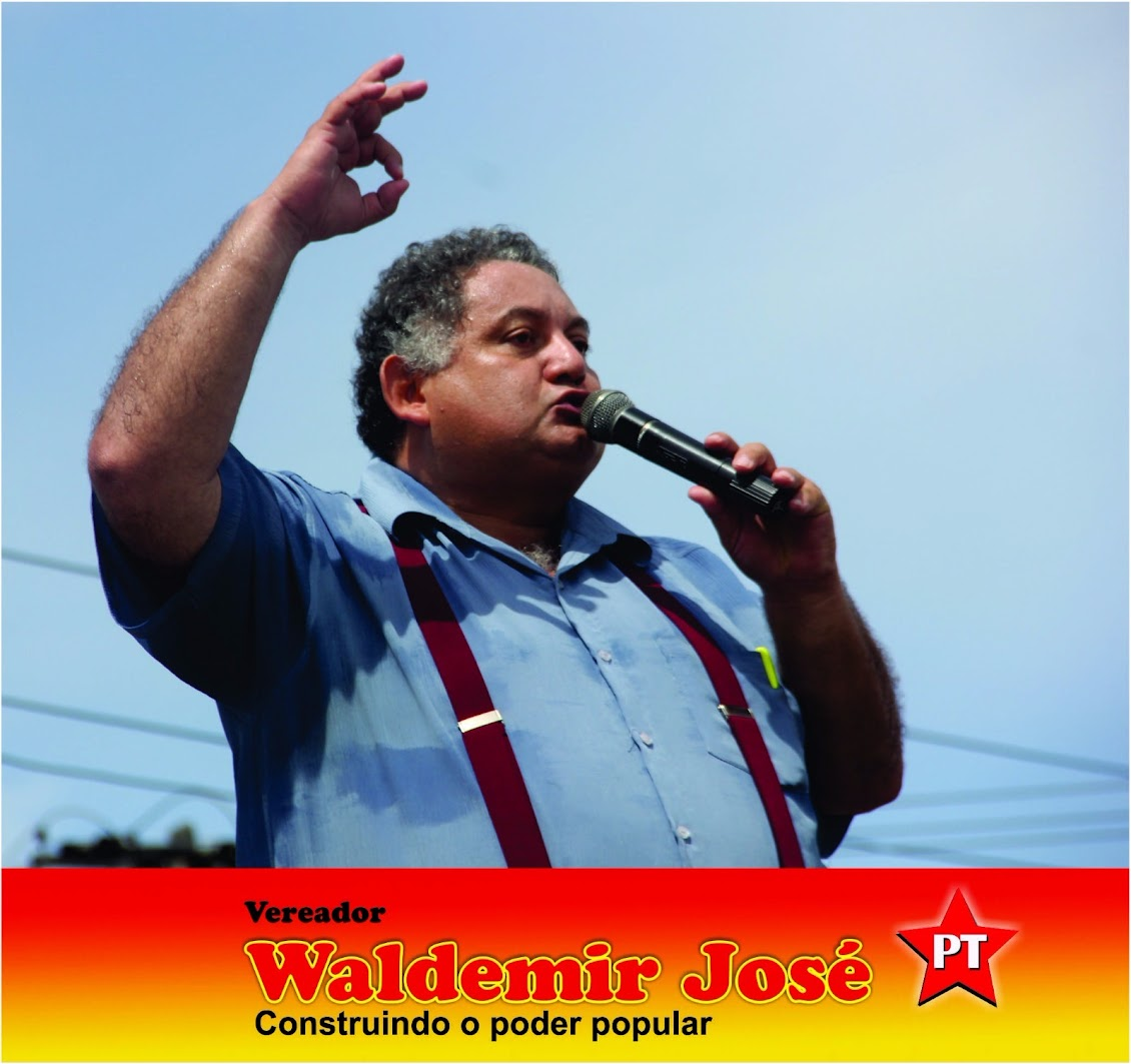 Vereador Waldemir José