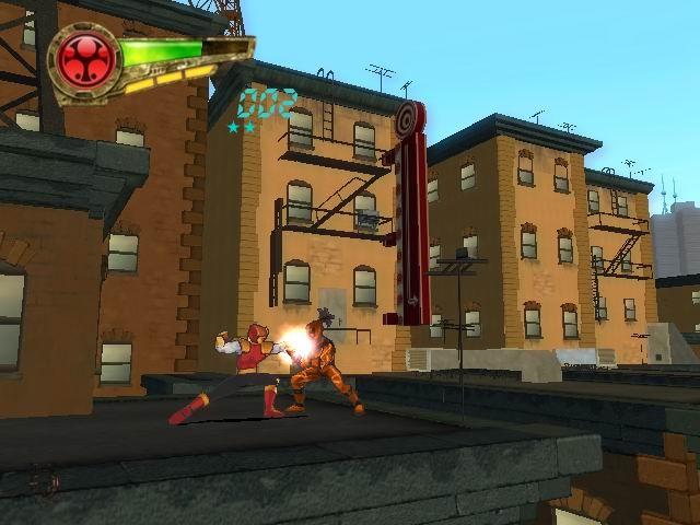 Power Rangers Super Legends screenshot