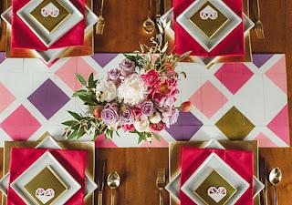 dekorasi+meja+pernikahan+warna warni Dekorasi meja pernikahan
