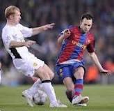 Prediksi Barcelona vs Manchester United 9 agustus 2012