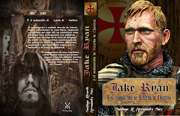 Jake Ryan y el manuscrito de Ricardo de Chartres (Pinchar en la imagen para ver vídeo).