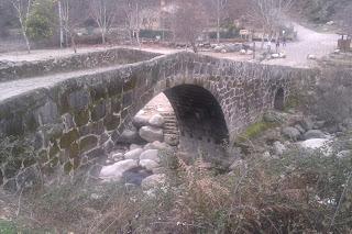 puente romano de jarandilla