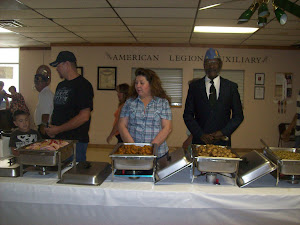 2012 Veterans Luncheon Hosted by the S.A.L. Squadron 25