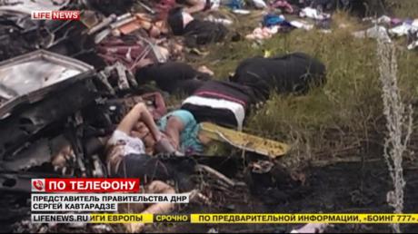 Foto dan Video Malaysia Airlines Mh17 Jatuh Ditembak Rudal