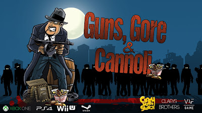 Guns, Gore and Cannoli análisis ps4 wiiu xboxone