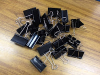 Guest blog post today from Faith at Kindergarten Faith who shares a fun idea for making Binder Clip Boards!