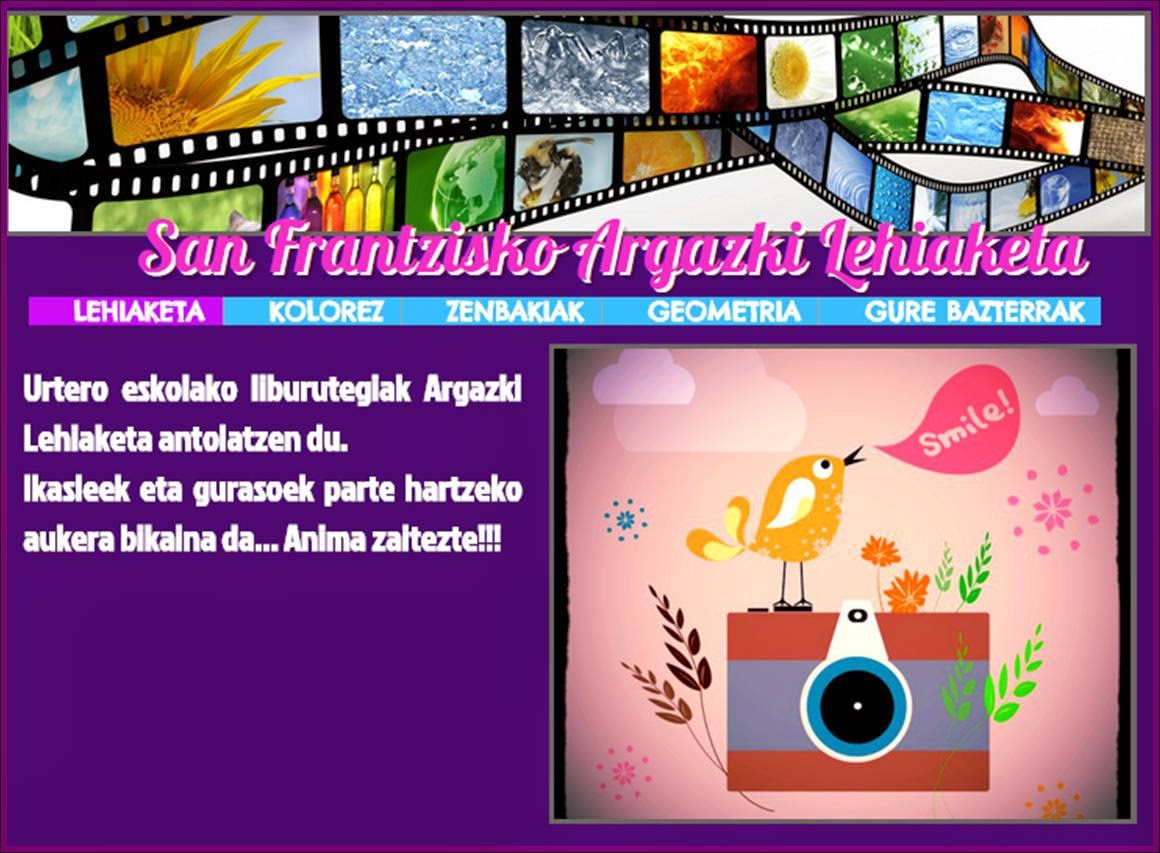 http://sanfrantziskoliburut.wix.com/argazkilehiaketa