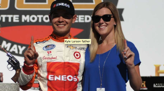 Larson To Race Sprint Cup, Nationwide AND Trucks This Weekend