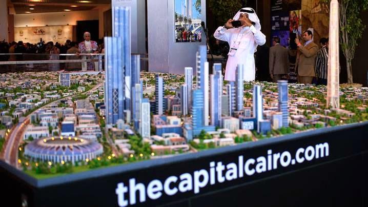 De grandes ambitions à la conférence Egypt Economic Development 2015
