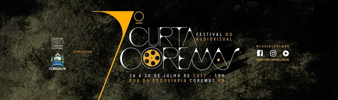7º CURTA COREMAS - 2017