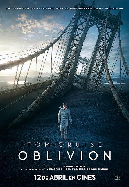 Oblivion cartel oficial